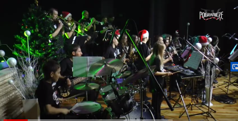 Big Band - Gramy na czarno - Sleigh Ride