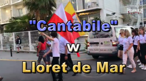Cantabile w Lloret de Mar